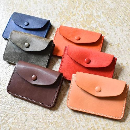 NASILA leather craft:レザーマルチウォレット