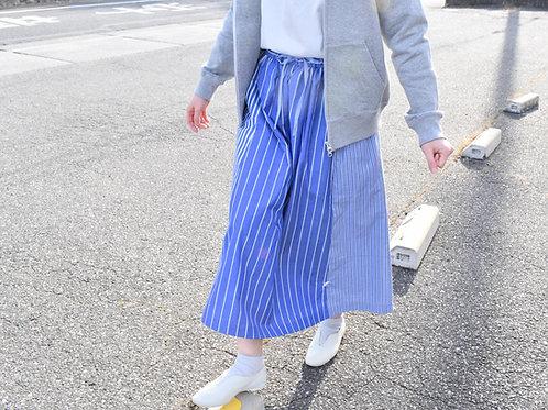 Season off:ストライプクレイジースカート