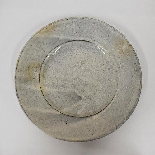 撫菜花工藝:粉吹 リム皿 -フルカワゲンゴ-