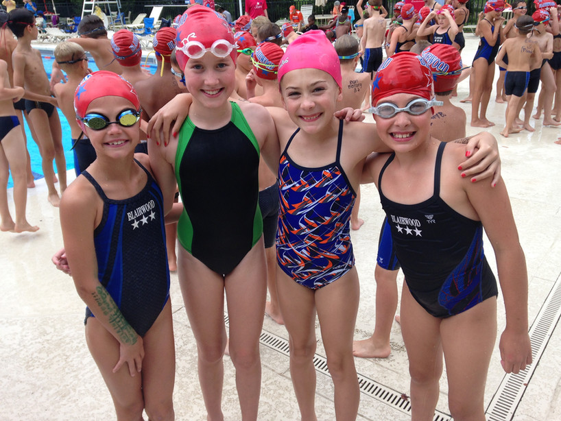 Blairwood Summer Swim Team