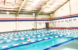 Indoor 25 Yard Pool at Blairwood
