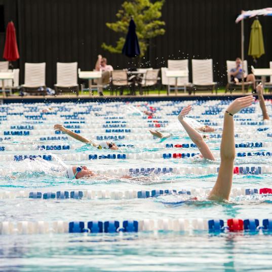triton swimming