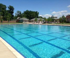 Blairwood 50M Pool
