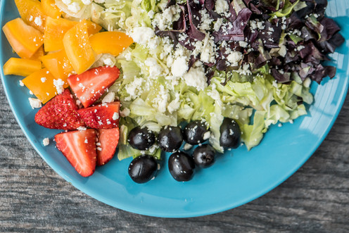 Healthy Food Options at Blairwood Grill
