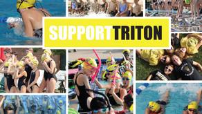 SPONSOR TRITON SWIMMING