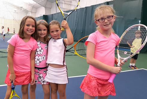 Tennis Camps & Clinics at Blairwood