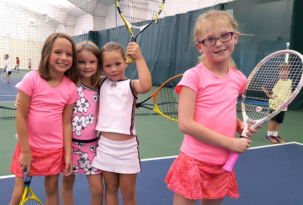 Tennis Camps & Clinics at Blairwood