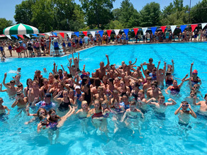 SUMMER SWIM TEAM OPEN FOR PRACTICE JULY 1