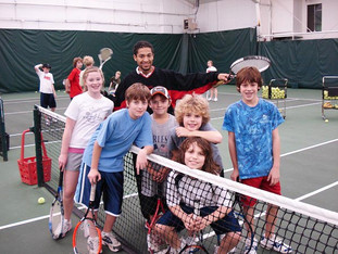 Summer Tennis Camps at LTC