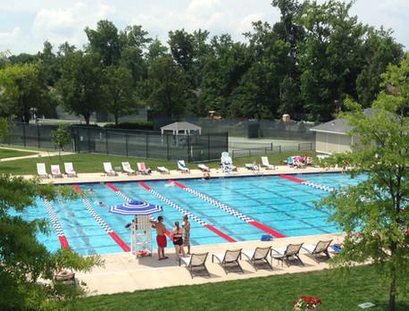 Summer Pool Season at Blairwood