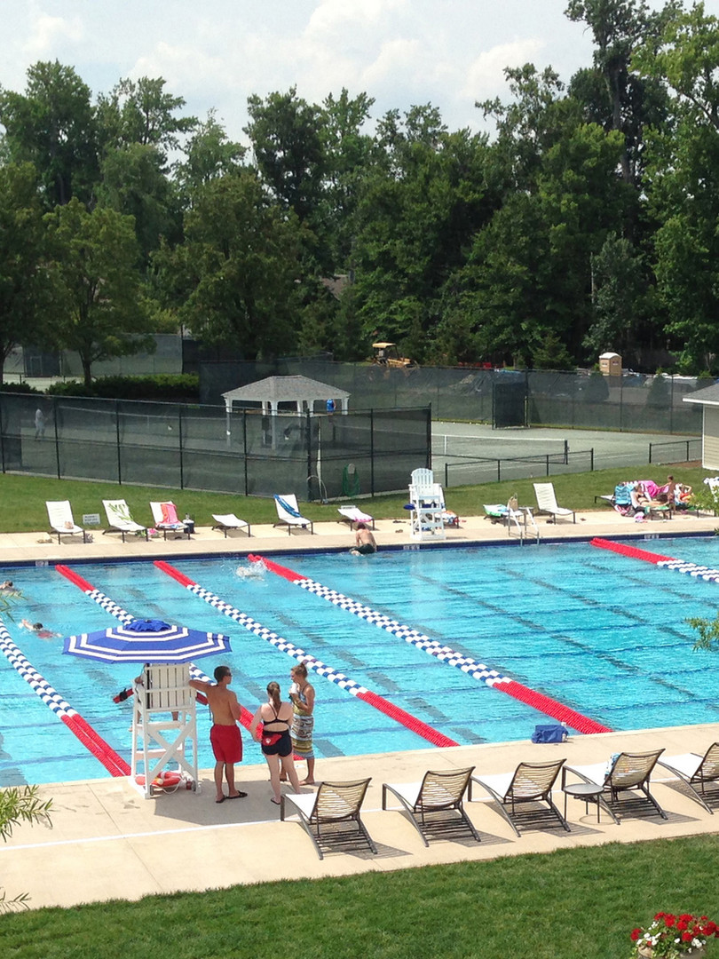 Blairwood Outdoor Pool Season