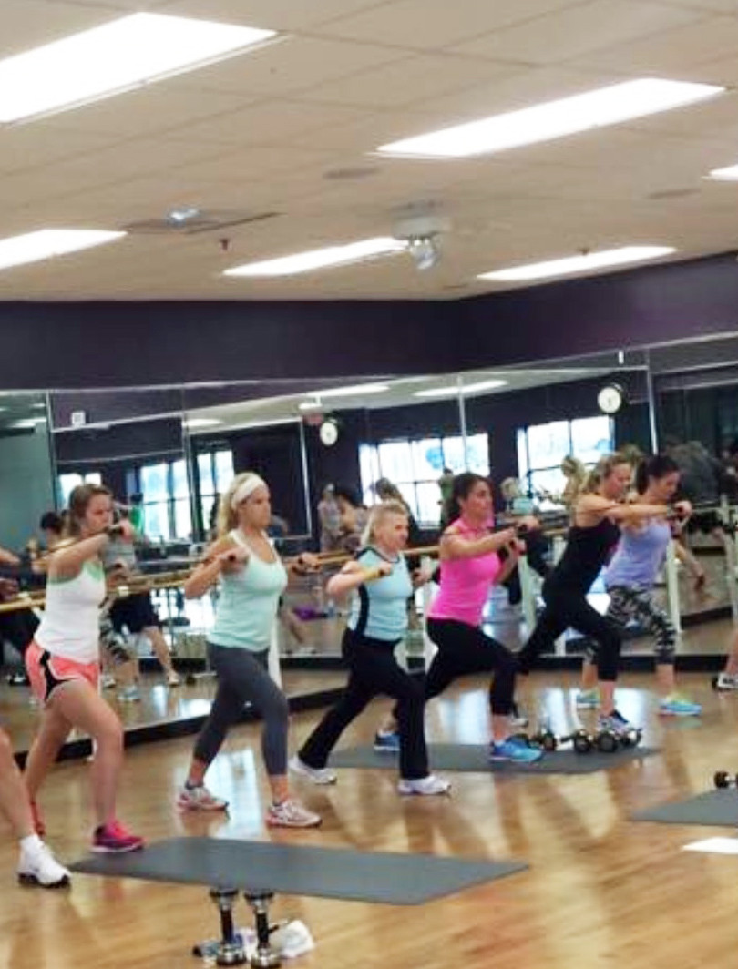 Blairwood Group Exercise Classes