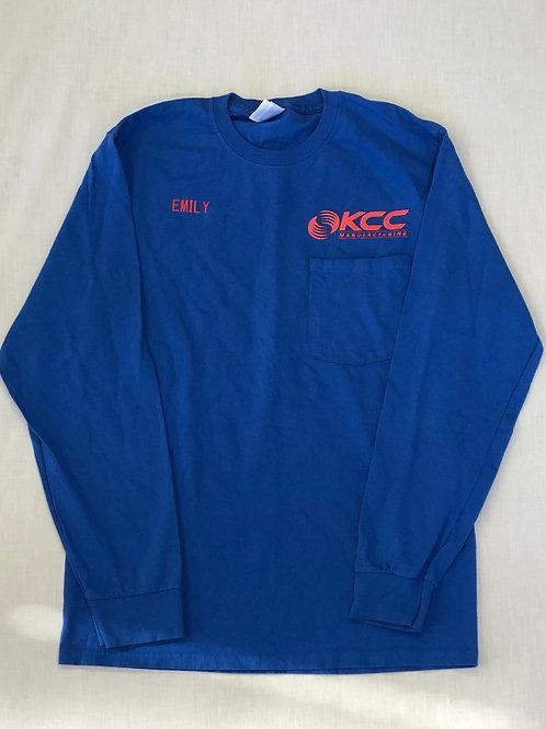 Uniform  Long-Sleeved T-Shirt