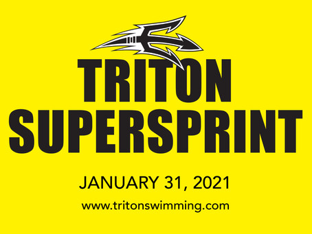 TRITON SUPERSPRINT - SUNDAY, JAN 31