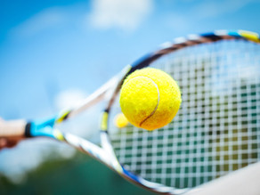 OUTDOOR TENNIS RESUMES MAY 4TH ON LIMITED CAPACITY