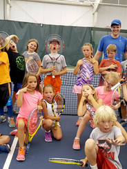 Kids Tennis Camps