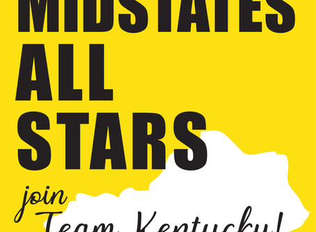 JOIN TEAM KENTUCKY at the MID STATE ALL STARS MEET!