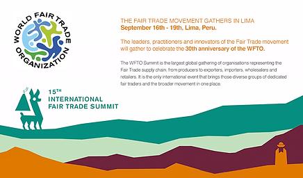 15th International Fair Trade Summit