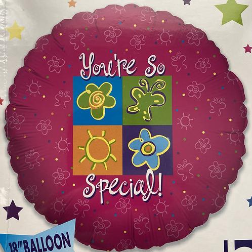 You're So Special Summer Foil Balloon