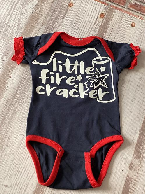 Little firecracker Onesies
