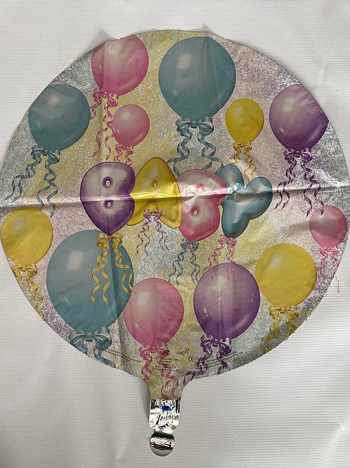 Baby Balloons Foil Helium Balloon
