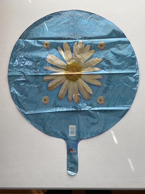 Happy Mothers Day Daisy Foil Balloon