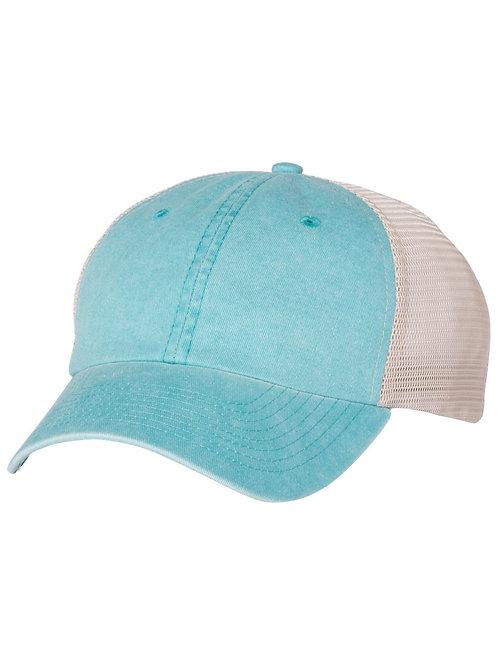 Pigment Dyed Trucker Cap