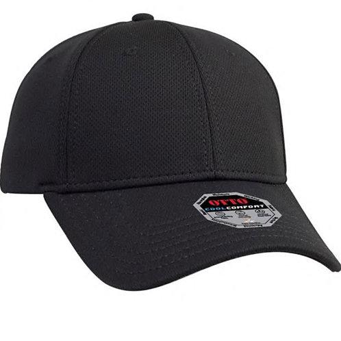 Low Profile Cool Comfort Mesh Baseball Cap