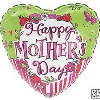 Mother's Day Whim Foil Balloon