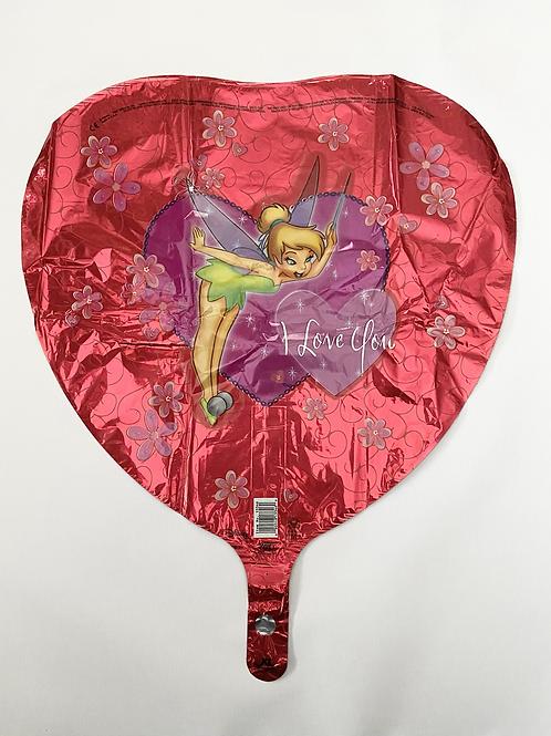 Tinkerbell Foil Balloon