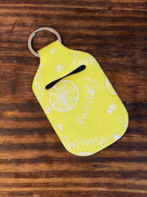 Bargain Bin Hand Sanitizer Keychain