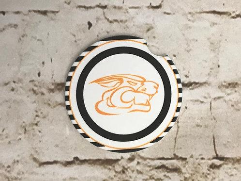 Panther Car Coaster Set with Custom Option