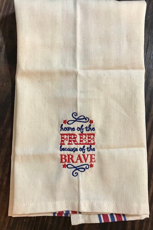 Limited Edition Farmhouse Towel