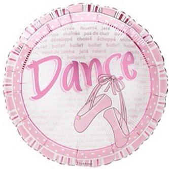 Dance Foil Balloon