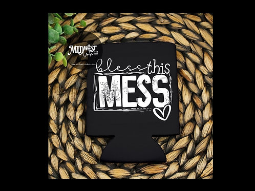 Bless This Mess Can Cooler