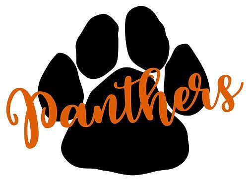 Panther Paw Tee