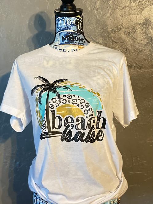 Beach Babe Tee