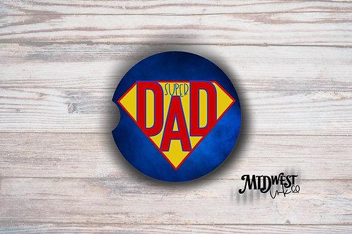 Dad Car Coasters