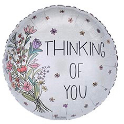 Thinking of You Bouquet Foil Balloon