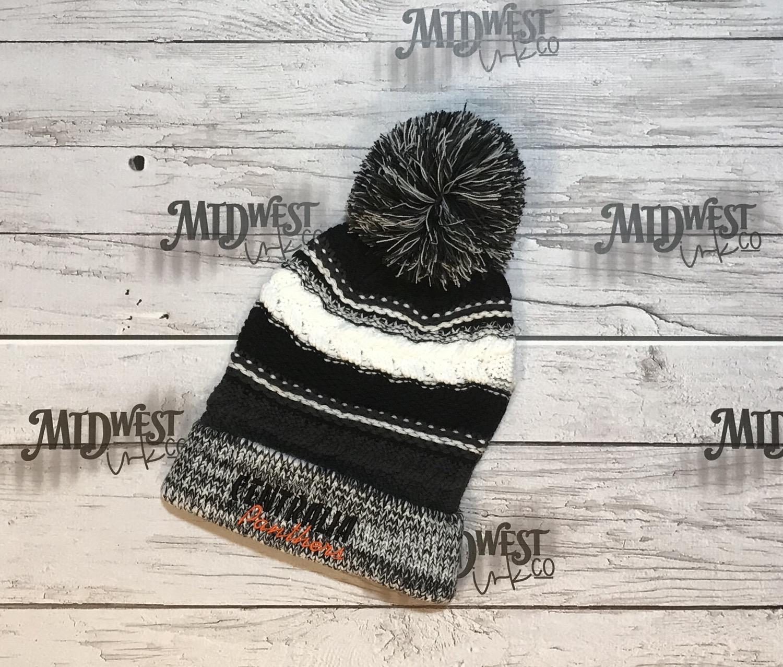PomPom Stocking Hat
