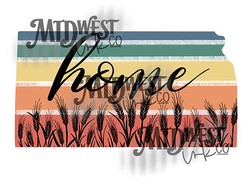 Wheat State Digital Design File Only