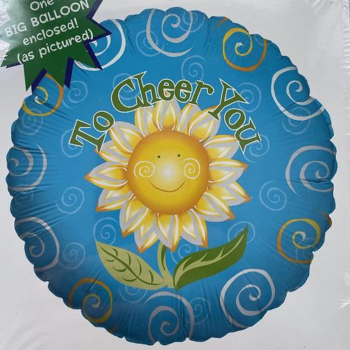 To Cheer You Foil Balloon