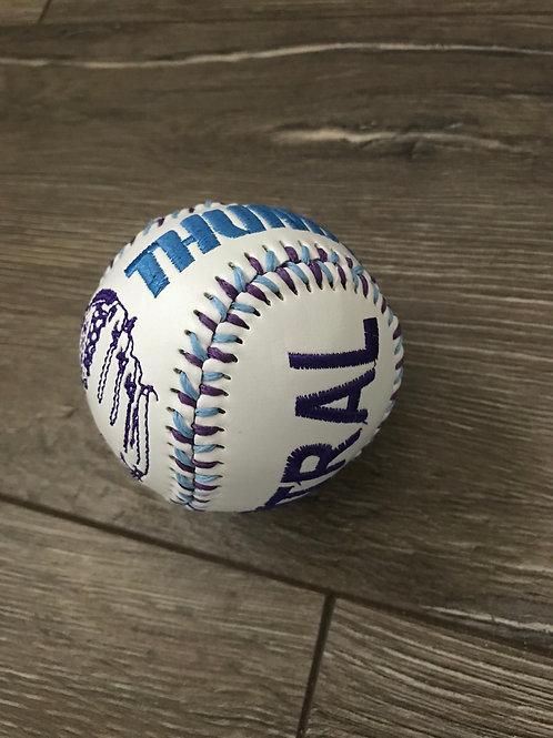 Embroidered Baseball | Softball
