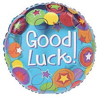 Good Luck Foil Balloon