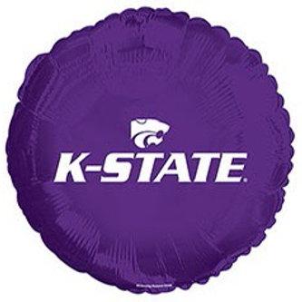 Kansas State Foil Balloon