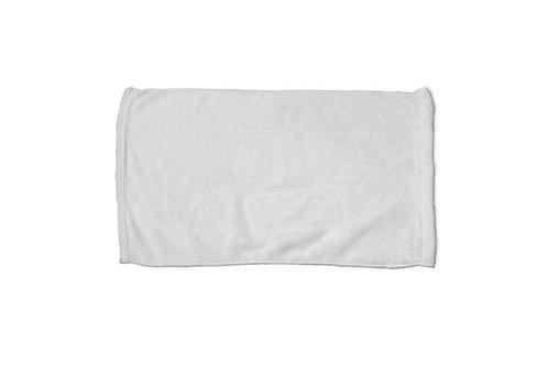 """11"""" x 18""""  velour towel"""