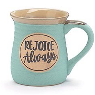 Rejoice Always Mug
