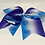 Thumbnail: NC Hearts Cheer Bow