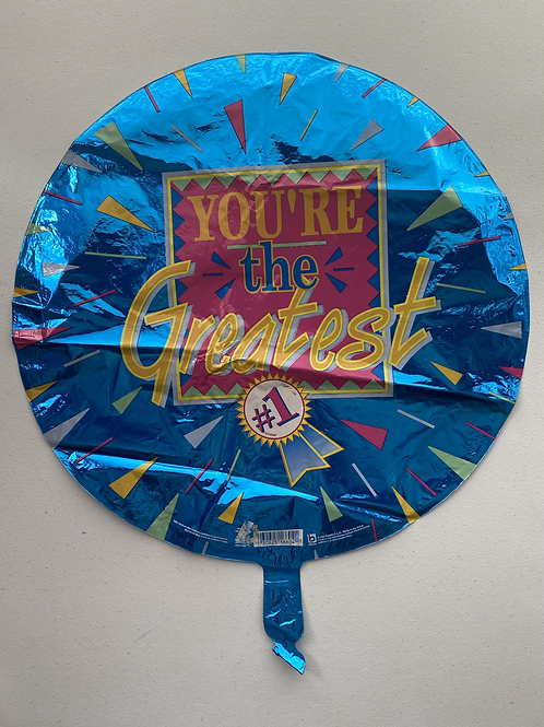 You're the Best Foil Balloon