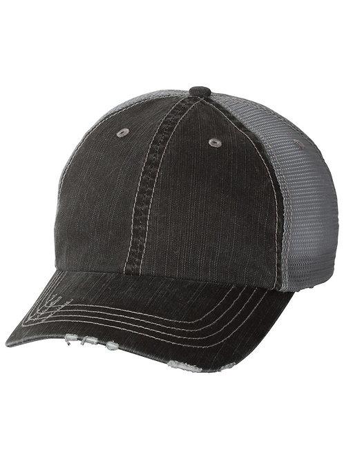 Distressed Trucker Cap